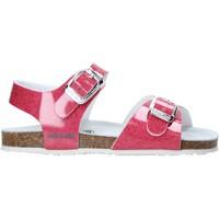 Boty Děti Sandály Grunland SB1258 Růžový