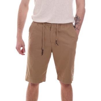 Textil Muži Kraťasy / Bermudy Antony Morato MMSH00170 FA900128 Béžový