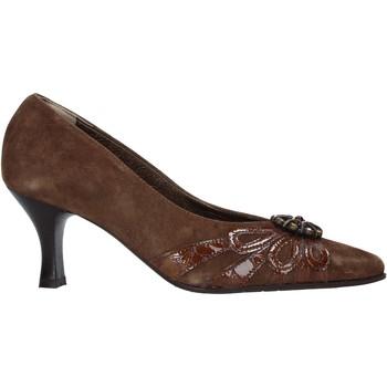Boty Ženy Lodičky Confort 6260 Hnědý