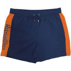 Textil Muži Plavky / Kraťasy Refrigiwear 808491 Modrý