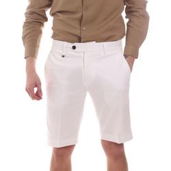 Textil Muži Kraťasy / Bermudy Antony Morato MMSH00141 FA800142 Bílý