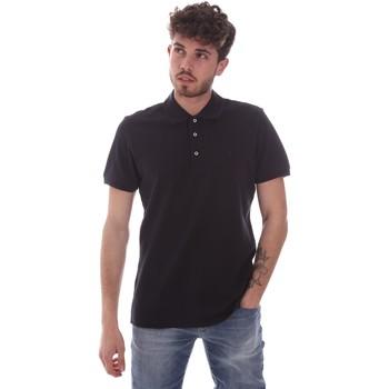 Textil Muži Polo s krátkými rukávy Navigare NV82108 Modrý
