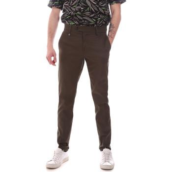 Textil Muži Mrkváče Antony Morato MMTR00580 FA800142 Zelený