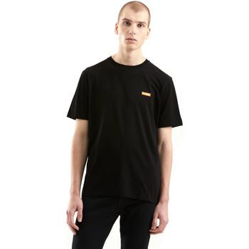 Textil Muži Trička s krátkým rukávem Refrigiwear RM0T27100JE9101 Černá