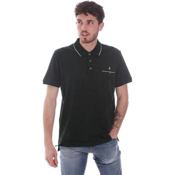 Textil Muži Polo s krátkými rukávy Navigare NV72068 Zelený