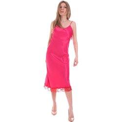 Textil Ženy Krátké šaty Cristinaeffe 0731 2475 Růžový