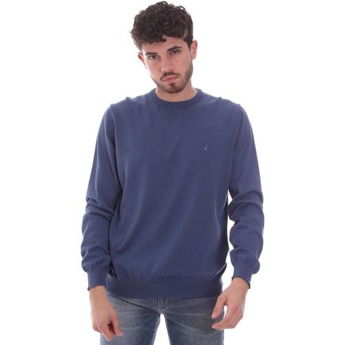 Textil Muži Svetry Navigare NV00203 30 Modrý