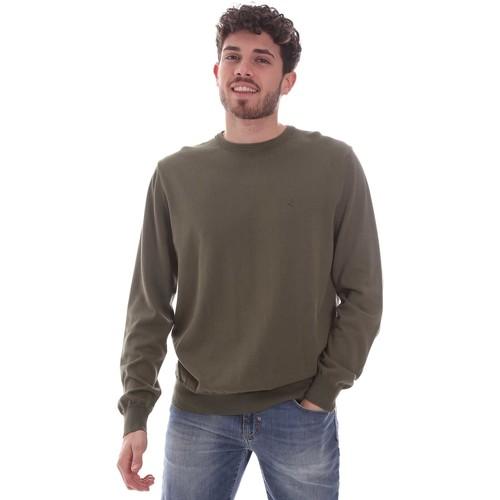 Textil Muži Mikiny Navigare NV00203 30 Zelený