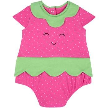Textil Dívčí Overaly / Kalhoty s laclem Chicco 09050735000000 Růžový