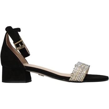 Boty Ženy Sandály Carmens Padova 43117 Černá