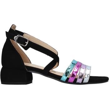 Boty Ženy Sandály Carmens Padova 45060 Černá