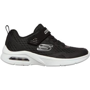Boty Děti Nízké tenisky Skechers 403775L Černá