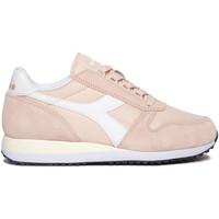Boty Ženy Nízké tenisky Diadora 501175105 Růžový