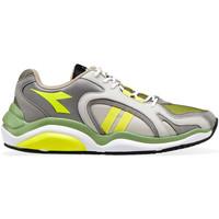 Boty Muži Nízké tenisky Diadora 501175487 Šedá