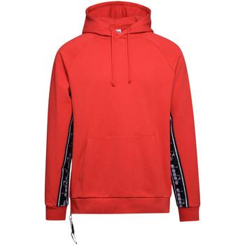 Textil Muži Mikiny Diadora 502175821 Červené