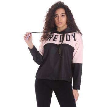 Textil Ženy Mikiny Freddy S1WSDS9 Černá