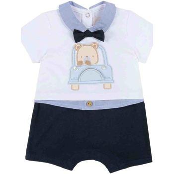 Textil Chlapecké Overaly / Kalhoty s laclem Chicco 09050851000000 Modrý