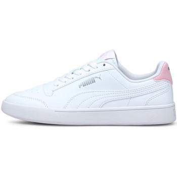 Boty Děti Nízké tenisky Puma 375688 Bílý