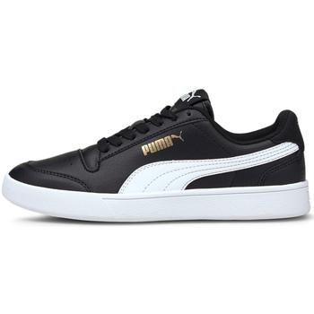 Boty Děti Nízké tenisky Puma 375688 Černá