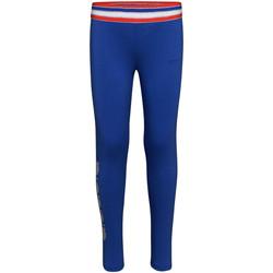 Textil Dívčí Legíny Diadora 102175917 Modrý