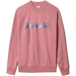 Textil Ženy Mikiny Napapijri NP0A4FAD Růžový