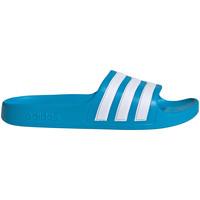Boty Děti pantofle adidas Originals FY8071 Modrý
