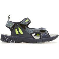 Boty Děti Sportovní sandály Primigi 3460100 Modrý