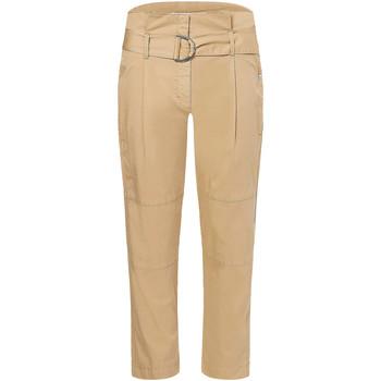 Textil Ženy Oblekové kalhoty Calvin Klein Jeans K20K202754 Béžový