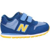 Boty Děti Nízké tenisky New Balance NBIV500TPL Modrý
