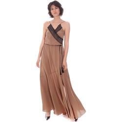 Textil Ženy Společenské šaty Cristinaeffe 0704 2498 Béžový
