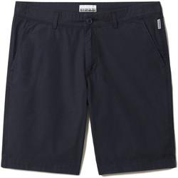 Textil Muži Kraťasy / Bermudy Napapijri NP0A4F9V Modrý