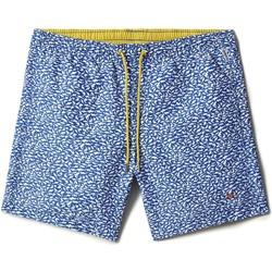 Textil Muži Plavky / Kraťasy Napapijri NP0A4F7K Modrý