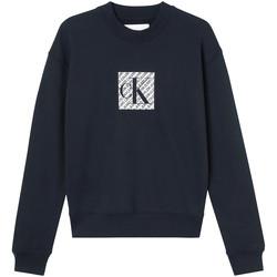Textil Ženy Mikiny Calvin Klein Jeans J20J215566 Černá