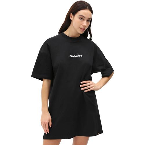 Textil Ženy Krátké šaty Dickies DK0A4XB8BLK1 Černá