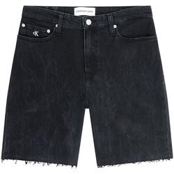 Textil Ženy Kraťasy / Bermudy Calvin Klein Jeans J20J216082 Černá