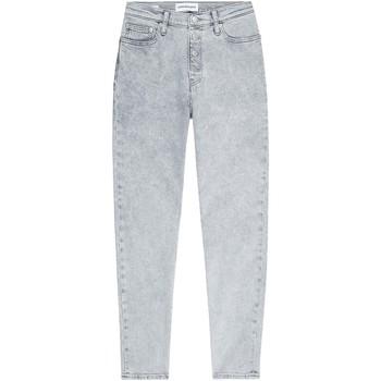 Textil Ženy Rifle Calvin Klein Jeans J20J216297 Šedá