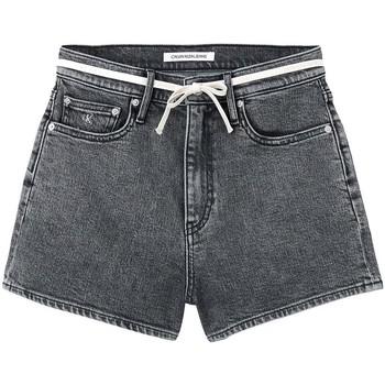 Textil Ženy Kraťasy / Bermudy Calvin Klein Jeans J20J216307 Šedá