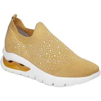 Boty Ženy Street boty CallagHan 45806 Žlutá