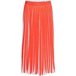 Textil Ženy Sukně Calvin Klein Jeans K20K202932 Oranžový