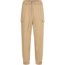 Textil Ženy Cargo trousers  Calvin Klein Jeans K20K203121 Béžový