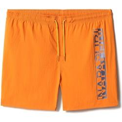 Textil Muži Plavky / Kraťasy Napapijri NP0A4F9S Oranžový