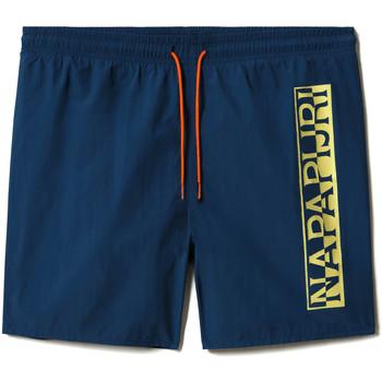 Textil Muži Plavky / Kraťasy Napapijri NP0A4F9S Modrý