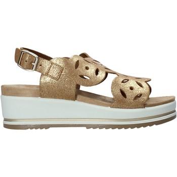 Boty Ženy Sandály Enval 7284122 Hnědý