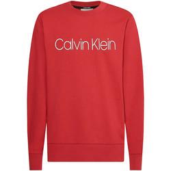 Textil Muži Mikiny Calvin Klein Jeans K10K102724 Červené