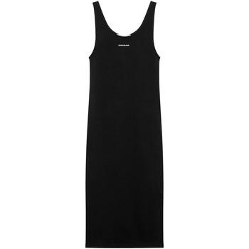 Textil Ženy Společenské šaty Calvin Klein Jeans J20J216177 Černá