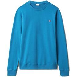 Textil Muži Mikiny Napapijri NP0A4EW7 Modrý