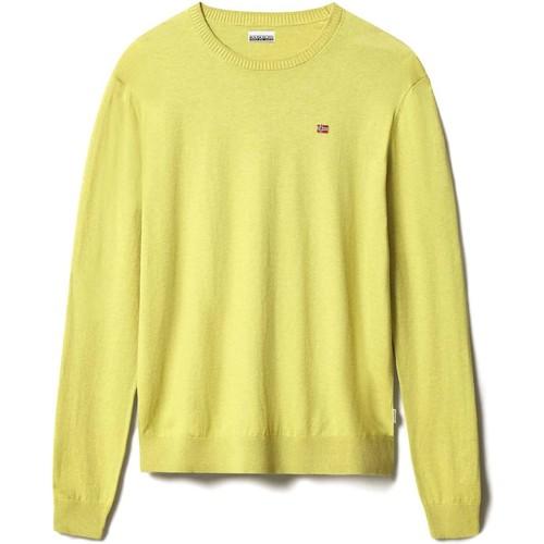 Textil Muži Svetry Napapijri NP0A4F9Z Žlutá