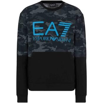 Textil Muži Mikiny Ea7 Emporio Armani 3KPM43 PJ5BZ Černá