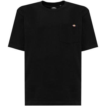 Textil Muži Trička s krátkým rukávem Dickies DK0A4TMOBLK1 Černá