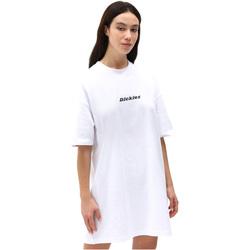 Textil Ženy Krátké šaty Dickies DK0A4XB8WHX1 Bílý